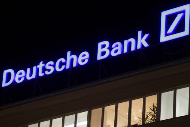 Deutsche Bank ukarany w USA za pranie brudnych pieniędzy w Rosji