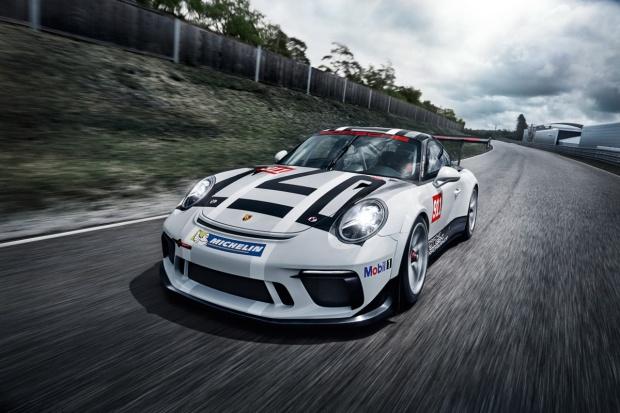 Ultrawyścigówka Porsche w nowej odsłonie