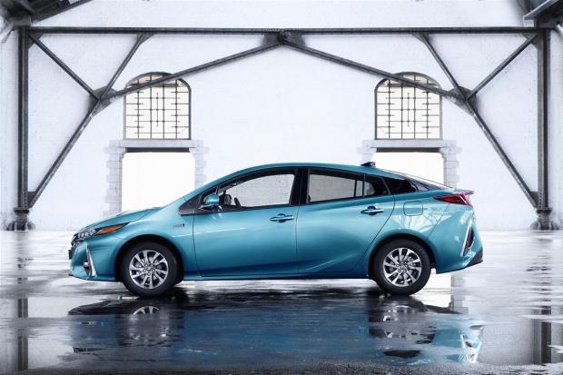 Prius Plug-in Hybrid: ciąg dalszy nastąpił