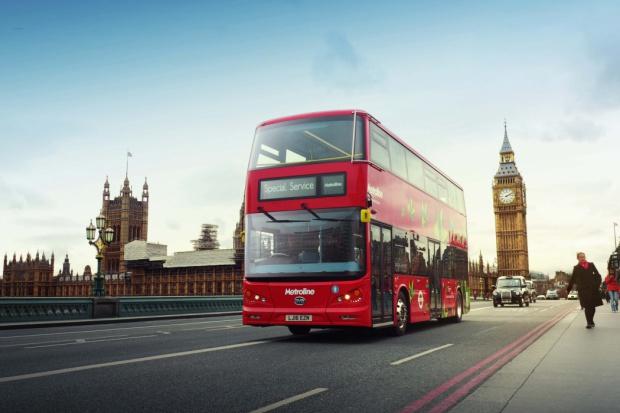Więcej chińskich e-busów z Kalifornii i Anglii