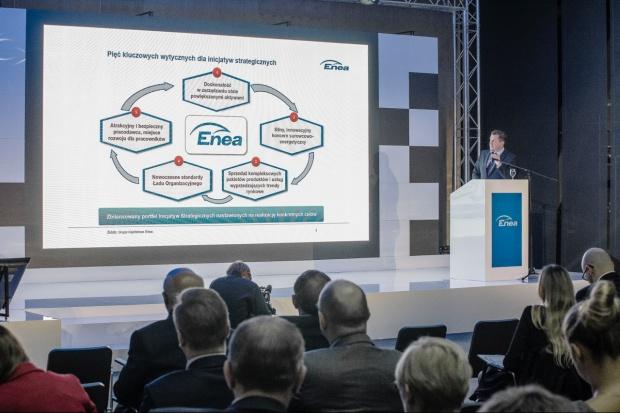Grupa Enea: w perspektywie 2025 roku 5-10 proc. EBITDA z nowego biznesu