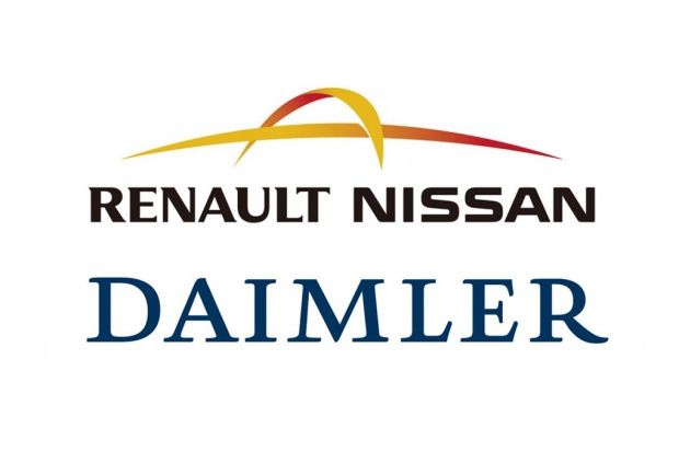 Wzmocnienie współpracy Daimlera i Aliansu Renault-Nissan