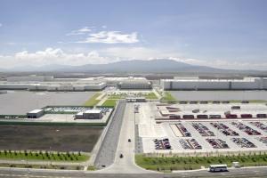 Audi AG uruchomiło fabrykę w Meksyku