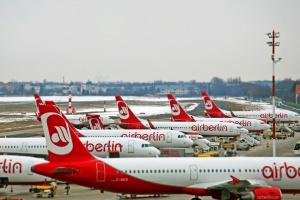 Wielka redukcja Air Berlin