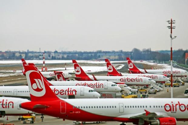 Lufthansa przejęła znaczną część Air Berlin