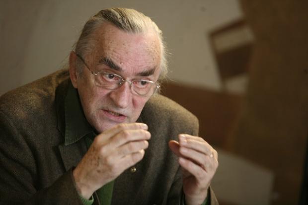 Prof. Andrzej Barczak, fot. PTWP (Andrzej Wawok)