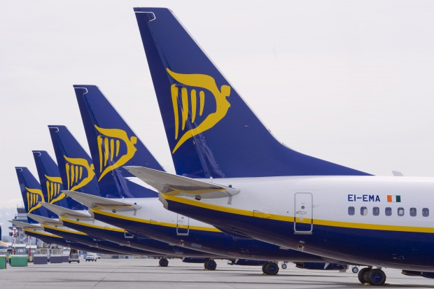 Ryanair w jeden dzień odwołuje 400 lotów. Sprawdź, gdzie nie dolecisz