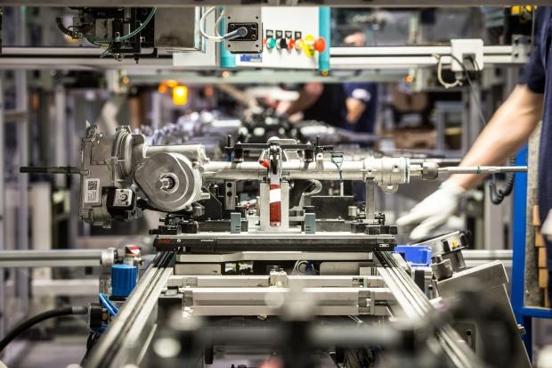 40 milionów elektrycznych układów kierowniczych Nexteer Automotive