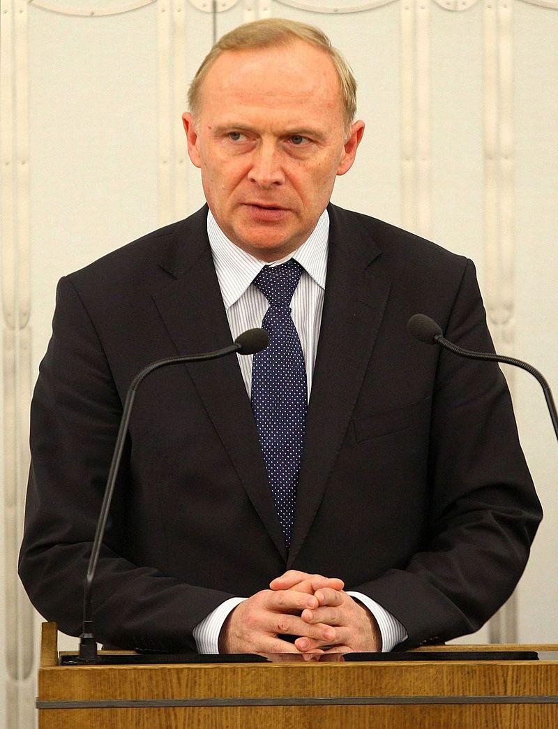 Czesław Mroczek fot Michał Jozefaciuk, Senat RP/wikimedia, licencja CC By-SA 3.0