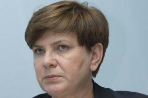 Beata Szydło: liczymy, że wszyscy górnicy wrócą szczęśliwie do domów