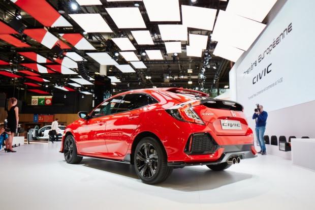Honda: w stronę umocnienia europejskiej pozycji
