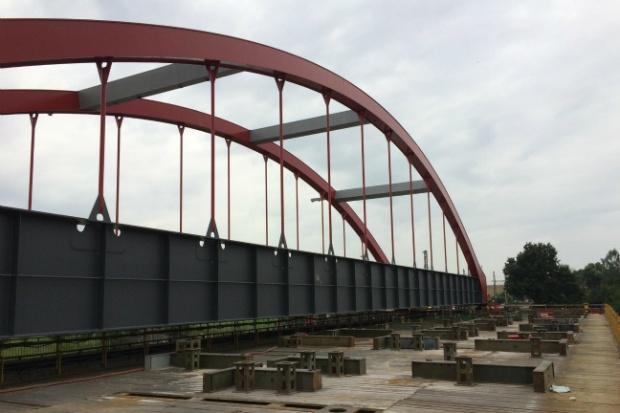 Metrostav skończył most za prawie 100 mln czeskich koron