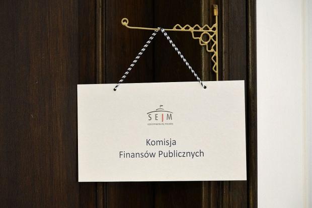 Komisja za zmianami ws. ulg w akcyzie dla niektórych zakładów energochłonnych