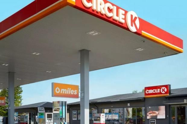 Marka Circle K dobrze przyjęta w Skandynawii