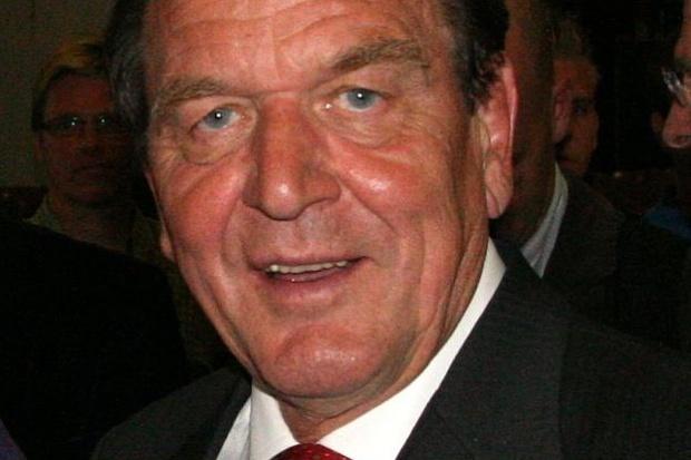 Gerhard Schroeder został szefem Rady Prezesów Nord Stream 2