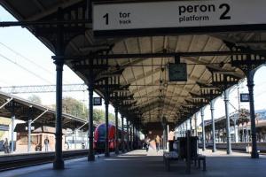 PKP PLK zmodernizują część stacji Gdańsk Główny