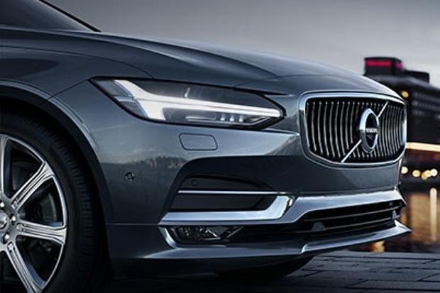 Volvo wyraźnie nad kreską