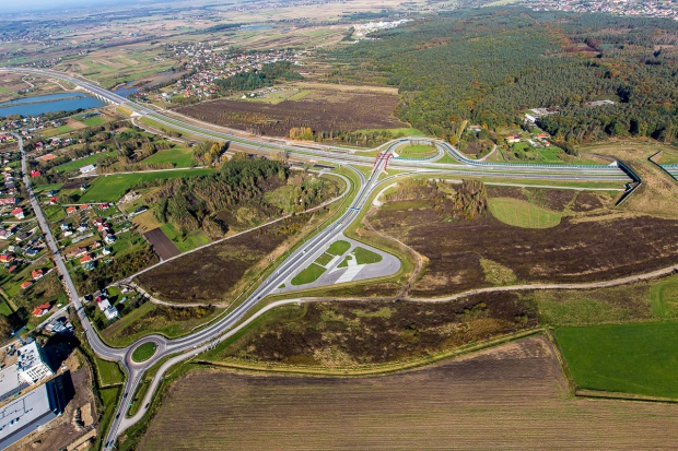GDDKiA chce 107 mln zł od konsorcjum PBG za odcinek A4