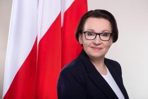 Zalewska: reforma edukacji jest przemyślana, odpowiedzialna i policzona
