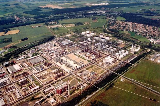 Rafineria w Kralupach wznowiła produkcję
