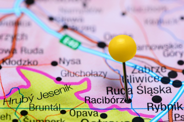 Dragados nie dokończy budowy zbiornika Racibórz Dolny