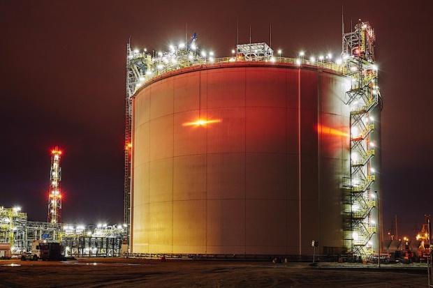 Pierwsze środki z podatku od nieruchomości z terminala LNG