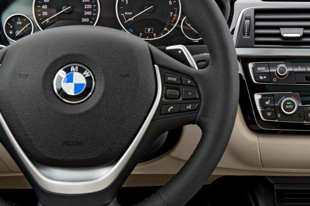 Wadliwe poduszki w niektórych BMW