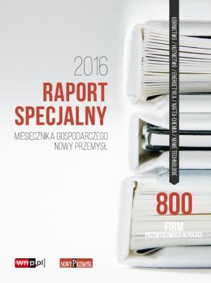 Nowy Przemysł Raport Specjalny 2016