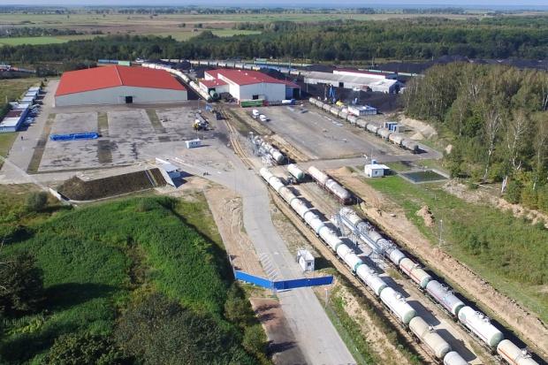 Większe możliwości przeładunkowe terminala gazowego w Braniewie