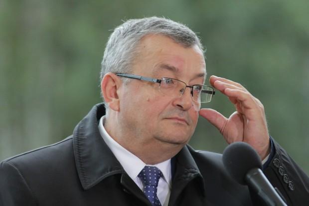 Andrzej Adamczyk skomentował doniesienia o dymisji