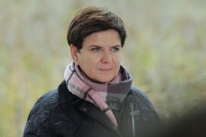 Premier Beata Szydło. Fot. PTWP (Michał Oleksy)