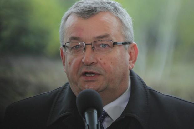 Andrzej Adamczyk, MiB: dziś polska kolej to jeden wielki plac budowy