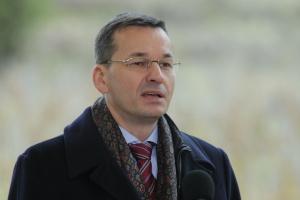 Wicepremier Mateusz Morawiecki. Fot. PTWP (Michał Oleksy)