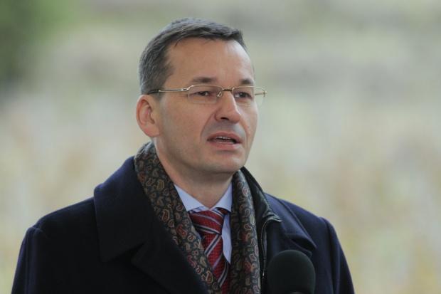 Morawiecki: nie rezygnujemy z centralnego rejestru faktur