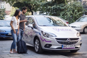 Rusza system carsharingu w Warszawie