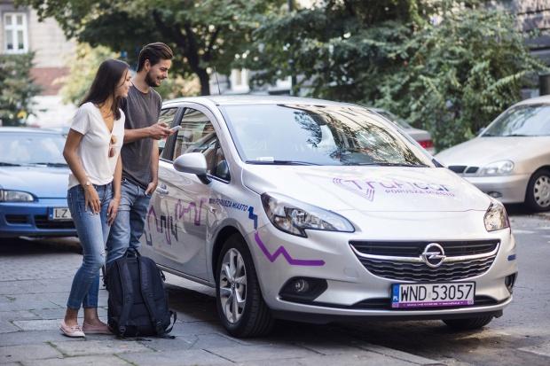 Wypożyczanie aut po nowemu w Krakowie
