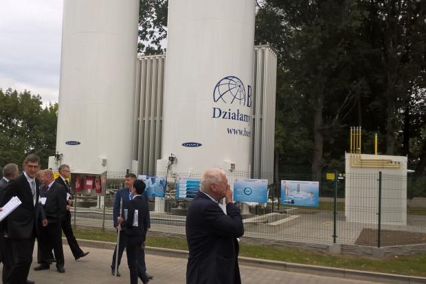 LNG pozwala na tańszą produkcję serów w Mlekpolu