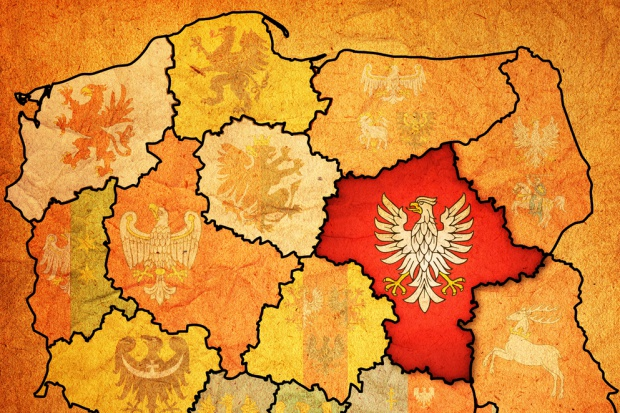 Najszybciej rozwijający się region UE znajduje się w Polsce