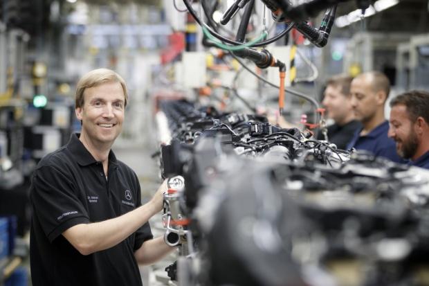 Fabryka w Jaworze częścią globalnej strategii wzrostu Mercedesa
