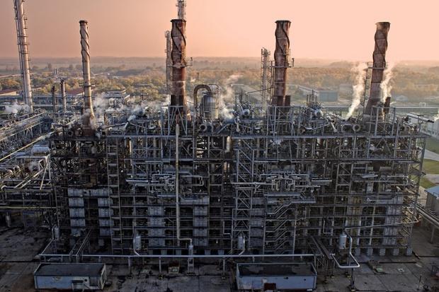 Slovnaft modernizuje wytwórnię etylenu