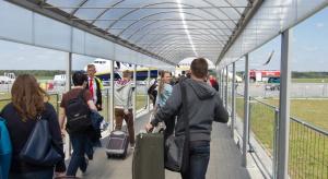 Lotnisko w Modlinie spodziewa się 3 mln pasażerów w 2018 roku