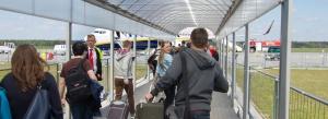 Porty regionalne z wysoką dynamiką wzrostu liczby pasażerów