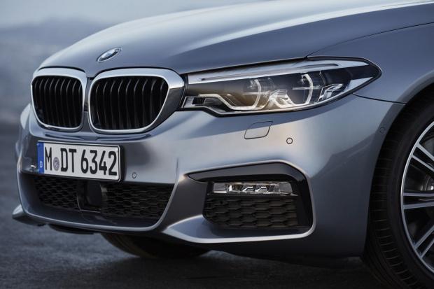 BMW piątka na nowe czasy