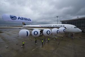 Airbus uruchomił kolejną montażownię w Chinach