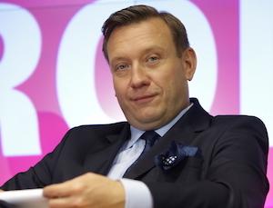 Remigiusz Nowakowski - prezes zarządu Tauron Polska Energia. Fot. PTWP