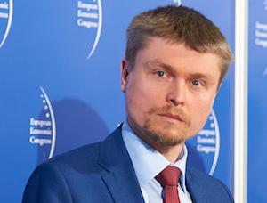 Tomasz Stępień - prezes zarządu Operatora Gazociągów Przesyłowych Gaz- System. Fot. PTWP