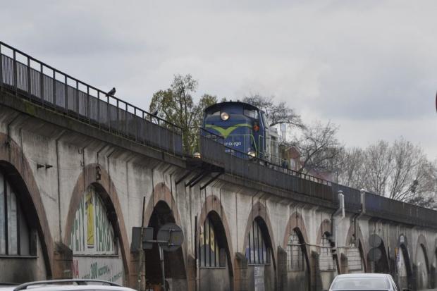 Jest kontrakt na kolejową estakadę o długości 2,1 km