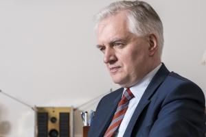 Gowin: w najbliższych trzech latach rząd będzie się koncentrował na gospodarce