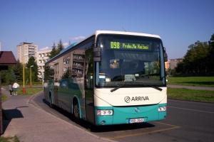 DB Arriva wzmacnia pozycję w Republice Czeskiej