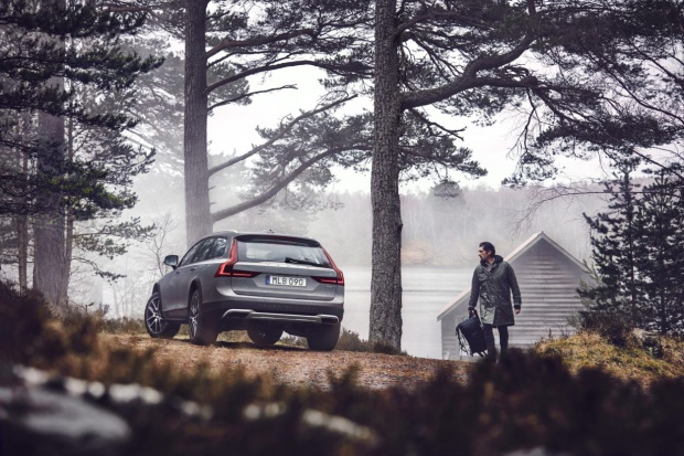 Rating Volvo wg Moody's